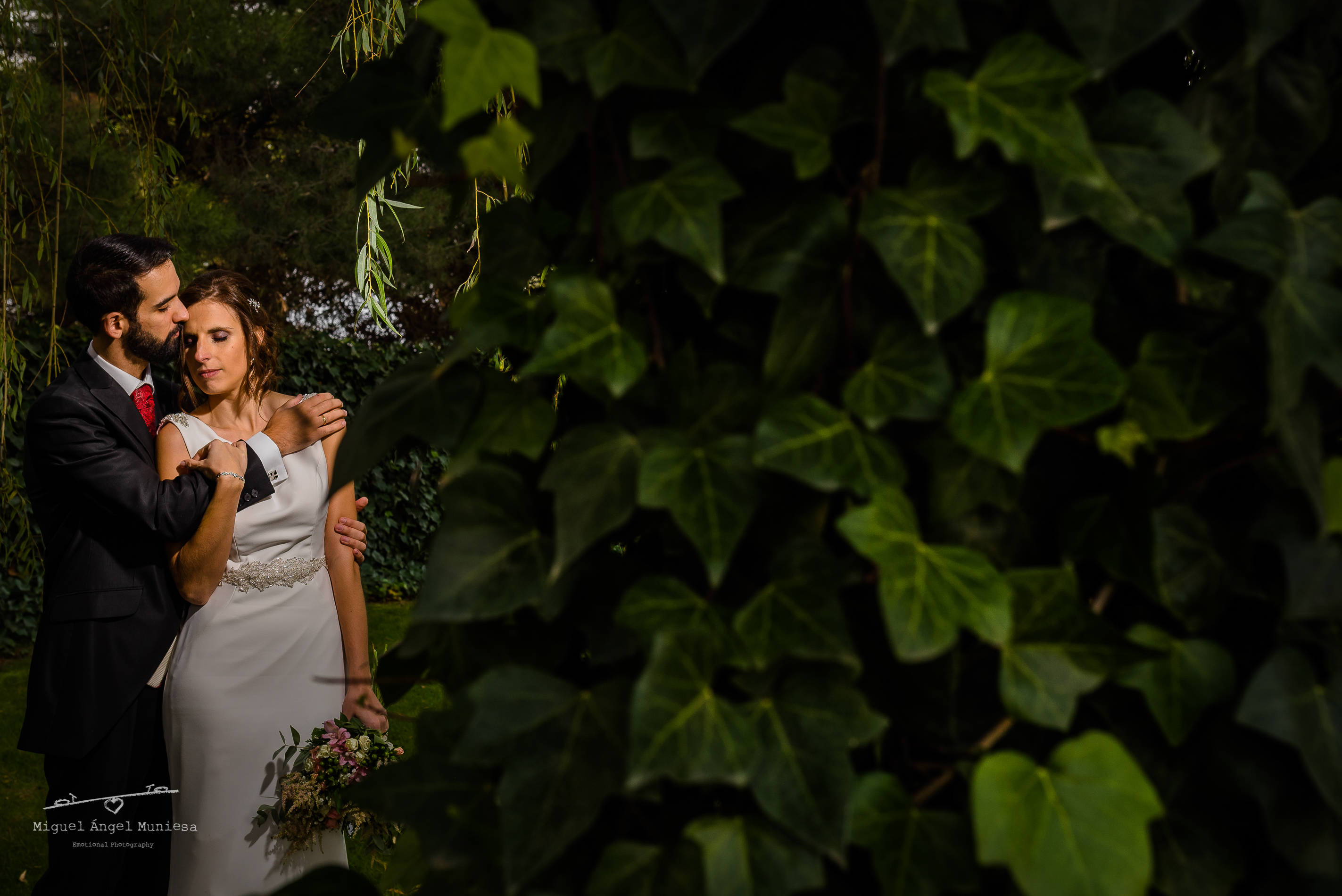 Soraya adri n boda jardines del canal almud var for Jardines de soraya